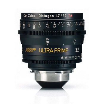 Rent  Arri Ultra Prime 32mm T1.9