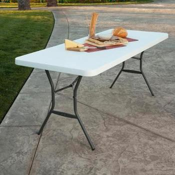 Rent 6ft Folding Table -- Great for crafty