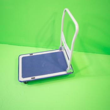 Rent Platform Cart