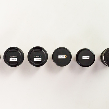 Rent Rokinon Cine Prime Lenses (24mm, 35mm, 50mm, 85mm, 135mm)