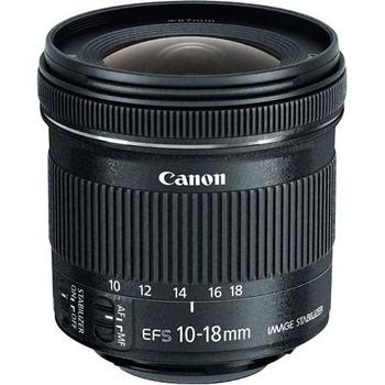 Rent Canon 10-18mm lens