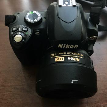 Rent $600 Nikon D60 DSLR Camera