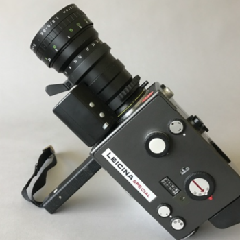 Rent Leicina Special Super 8 Camera with Intervalometer by Leica
