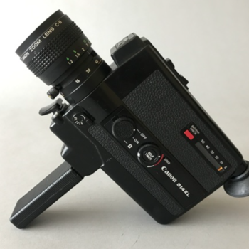 Rent Canon 514 XL Small and Compact Super 8 Camera