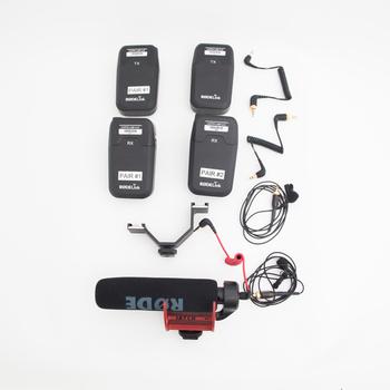Rent Rode RodeLink FM Wireless Audio Set Up - Set of 2