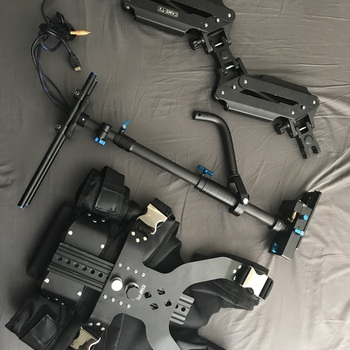Rent Came-tv Carbon Stabilizer w/Arm & Vest
