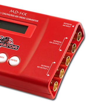 Rent Decimator HD-MX Cross Converter
