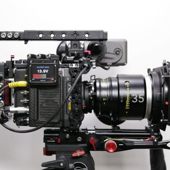 Rent Arri Alexa Mini with 4:3 and Look Library