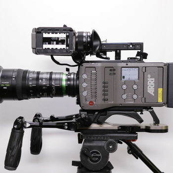 Rent Arri Amira with Fujinon 20-120