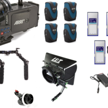 Rent Alexa Classic Camera Package w/ High Speed License