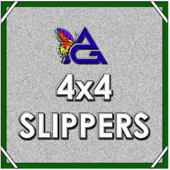 Rent 4'x4' SLIPPER / Solid Floppy