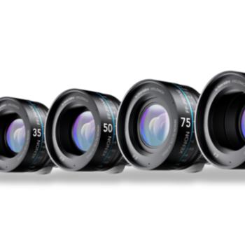 Rent 5 Lens Set - Schneider Xenon FF-Prime Lenses PL Mount