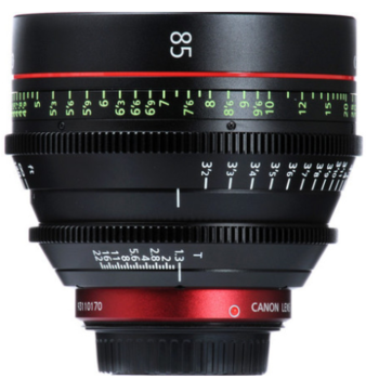 Rent CN-E Canon Prime Set