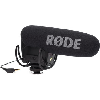 Rent Rode VideoMic Pro with Rycote Lyre Shockmount