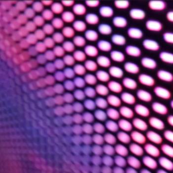 Rent Large Ultra-Bright RGB LED Wall Kit