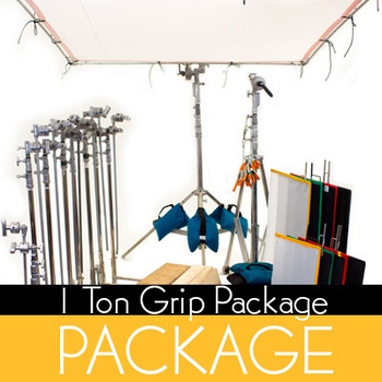 Rent 1 Ton Grip Package
