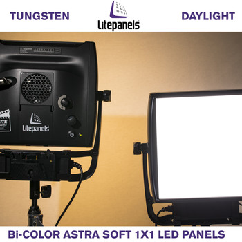 Rent LITEPANELS ASTRA 1×1 SOFT BI-COLOR LED PANELS