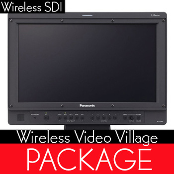 Rent Wireless Video Village Package -Panasonic BT-LH1850 w/ Yoke