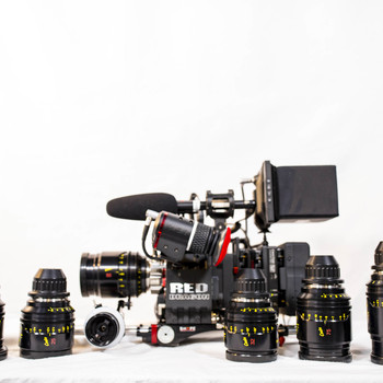 Rent RED Epic Dragon 6K Deluxe Package