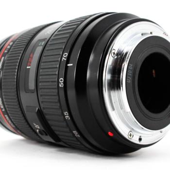 Rent EF 28-70mm f/2.8L II USM