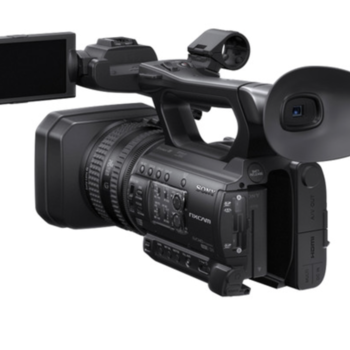 Rent SONY HXR-NX100 FULL HD 1080p NXCAM PRO-LEVEL CAMERA W/ TRIPOD