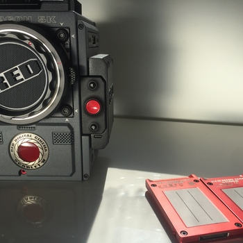 Rent Red Scarlet- W Package