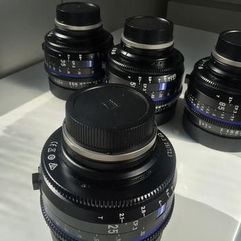 Rent **** Brand New !!! Zeiss CP.3 25, 35, 50, 85
