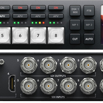 Rent Blackmagic Design ATEM Television Studio HD