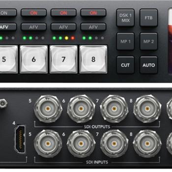 Rent Blackmagic Design ATEM Television Studio HD