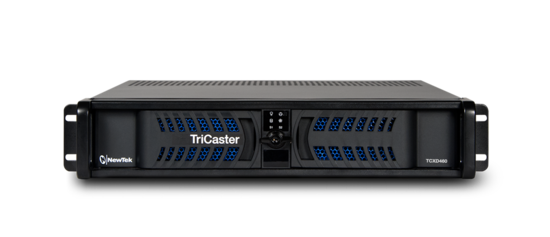 Tricaster 460 straight 1600