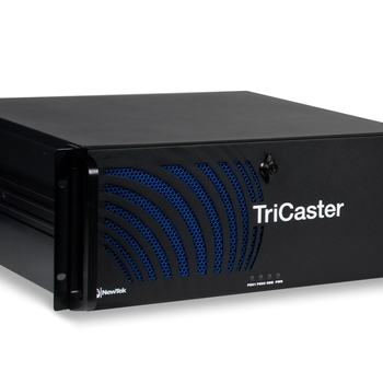 Rent NewTek TriCaster TCXD860 Advanced Edition