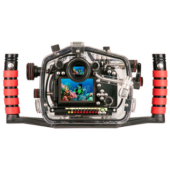 Rent Ikelite Underwater Housing (w/port) for Canon EOS 70D w/eTTL