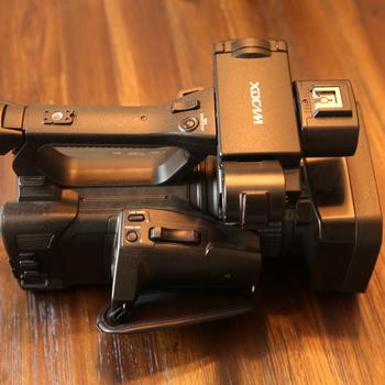 Rent Sony PXW-Z150 4K camera