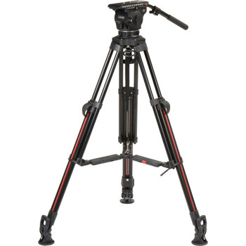 Rent Cartoni Focus 12 Heavy Duty Tripod & 100mm Fluid Head