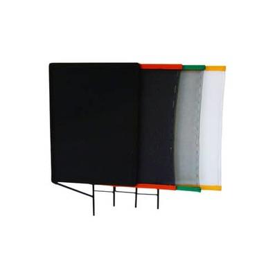 Flag and scrim kit 18x24