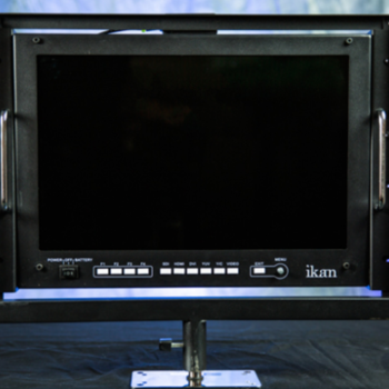 "Rent IKAN 17"" SDI/HDMI FIELD MONITOR"