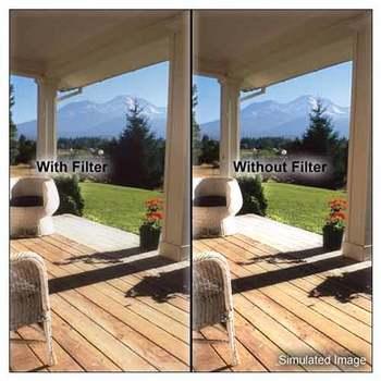 "Rent Black Pro Mist Filter 1/2 / 4x5.65"""