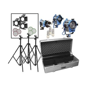 Rent Arri Fresnel 3-Light Kit