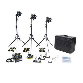 Rent Dedolight 3-Light Kit