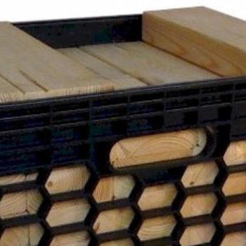 Rent Cribbing Wooden Blocks