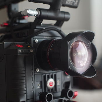 Rent Red Scarlet X Filmmaking Kit