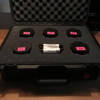 Rent ARRI/Zeiss Super Speeds MKII/III T1.3  Lens Set (18/25/35/50/85) + Clamp-On NDs