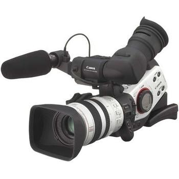 Rent Canon XL1 DV Camcorder Kit with multiple lenses