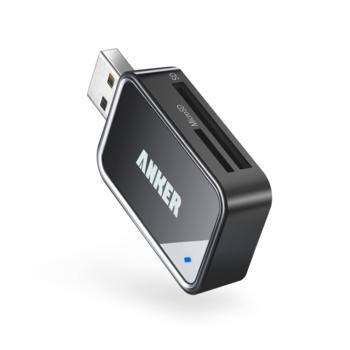 Rent Anker 8-in-1 USB 3.0 Portable Card Reader