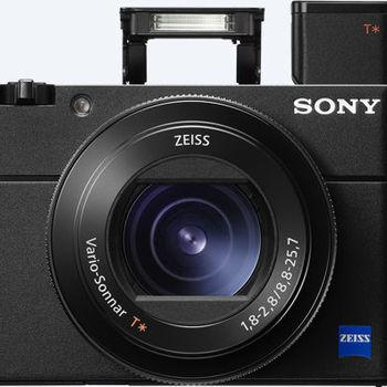 Rent Sony RX100 V - Point & Shoot Camera