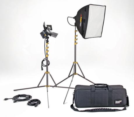 Lowel SlimLight Rifa Pro 1 Kit