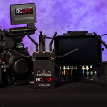 Rent Canon C300 Mk II, Odyssey 7Q+, Bolt Pro 2000 Package