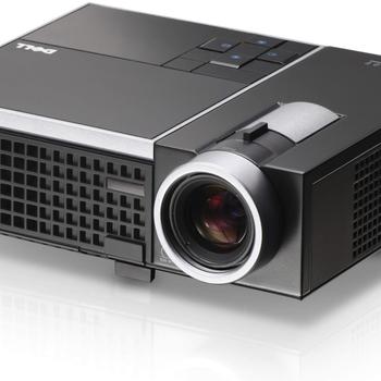 Rent Dell M410HD Projector HDMI 2,000 Lumen
