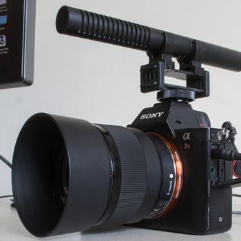Rent INCREDIBLE!! Sony a7rii   3-axis Gimbal   Slider   iKan LED's   Rode SmartLav Mic's   Zoom H4N Pro   AZDEN Shotgun Mic   Sony Battery Grip & MORE!