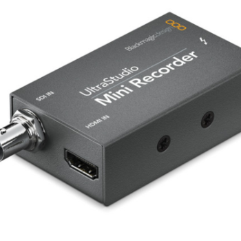 Rent Blackmagic Design UltraStudio Mini Recorder